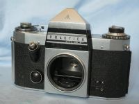 '   MAT 42MM ' Praktica MAT M42 SLR Camera £14.99